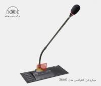 سیستم کنفرانس صوتی،میکروفن کنفرانس سری HCS-3660